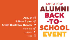 Alumni Back-to-School Happy Hour 2019