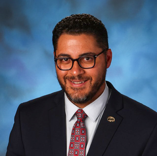 Ryan Clements, Tampa Prep Dean of Students