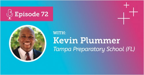 Kevin Plummer on EMA podcast