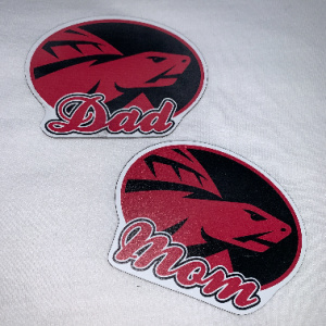 mom or dad magnets