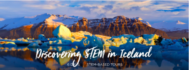 Discovering STEM in Iceland